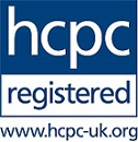 Regulated by Health & Care Professionals Council